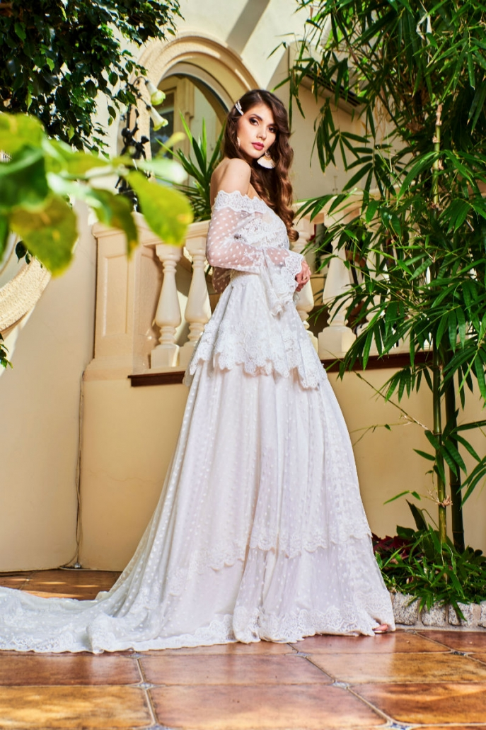 Suknia ślubna SILVIA