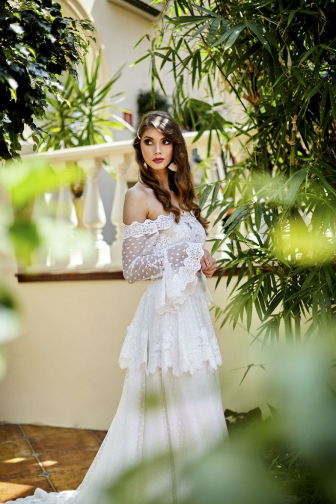 showroom Sundari - suknia ślubna SILVIA