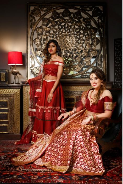 piękne suknie orientalne Sundari