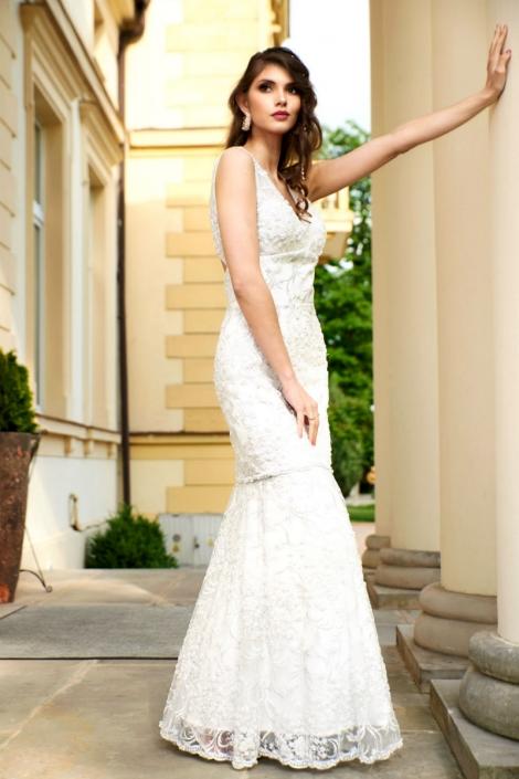 Suknia ślubna Valentina w stylu Classic
