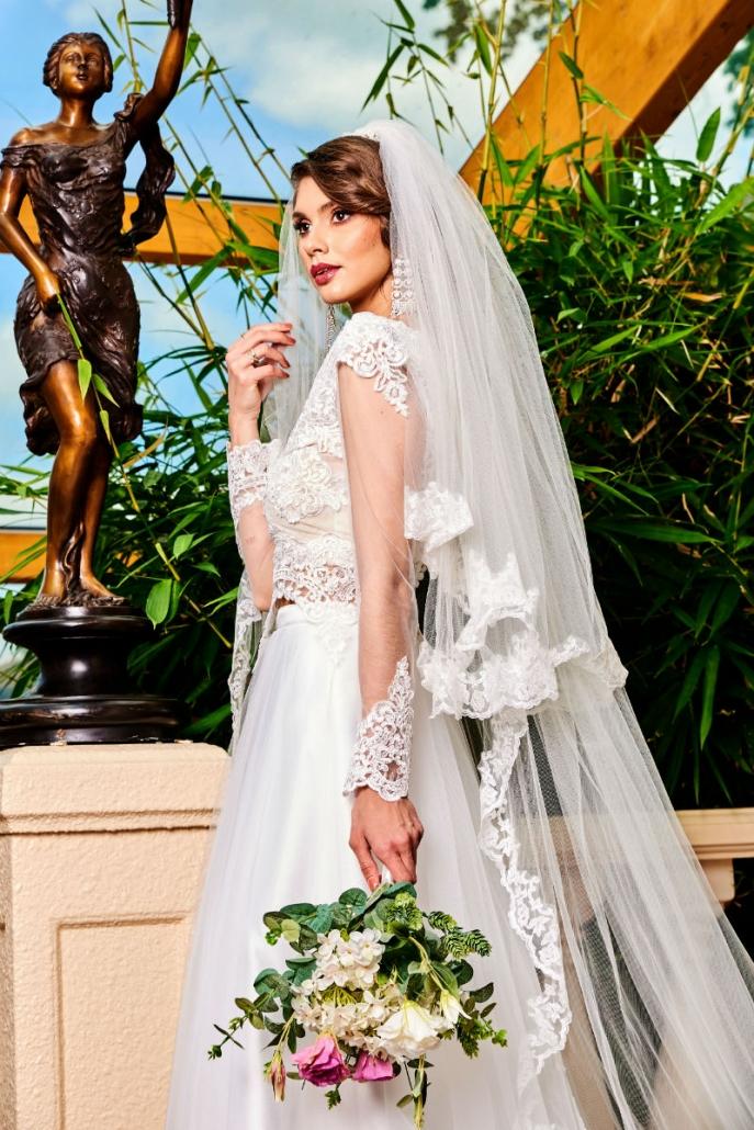 Suknia ślubna CRUZ - showroom Sundari