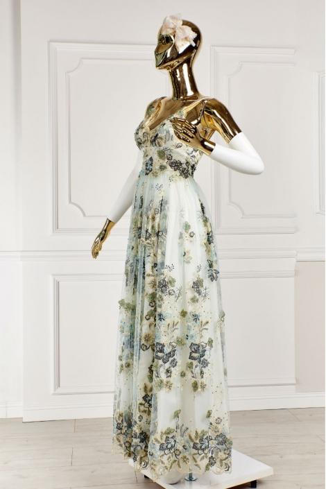 Sundari - sukienka dla świadkowej Kamelia