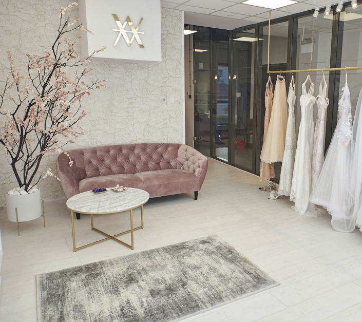 Showroom Sundari suknie ślubne