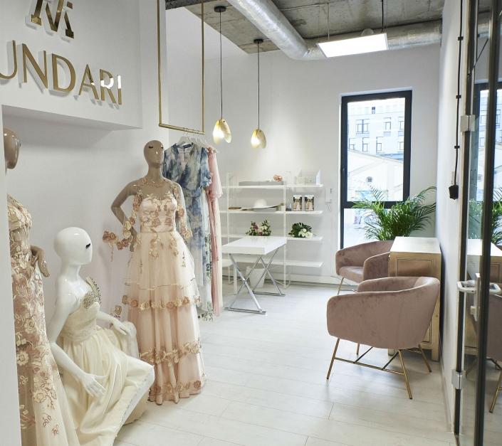 Wyjątkowy showroom Sundari