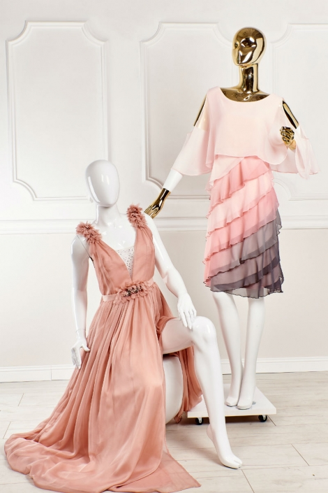 Suknia dla świadkowej Sundari