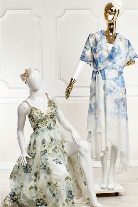 Suknia dla mamy panny młodej Sundari