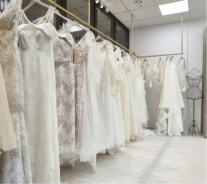 Suknie i sety ślubne