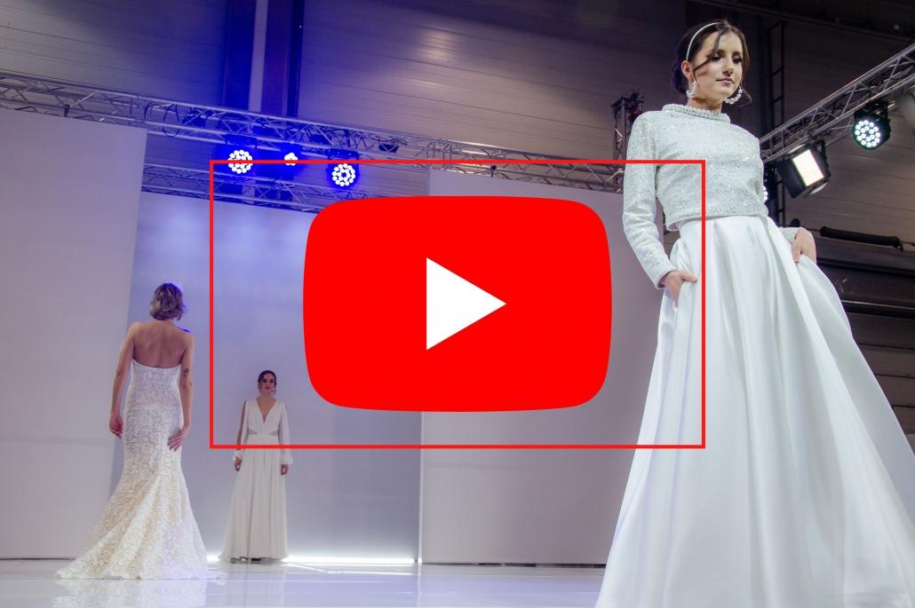 pokaz mody ślubnej