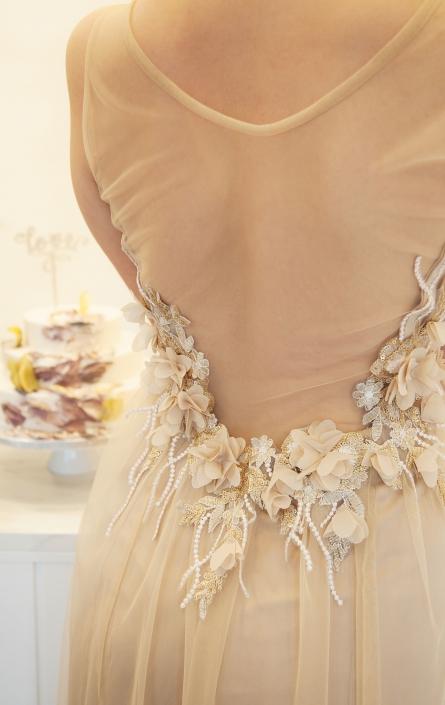 Suknia dla świadkowej